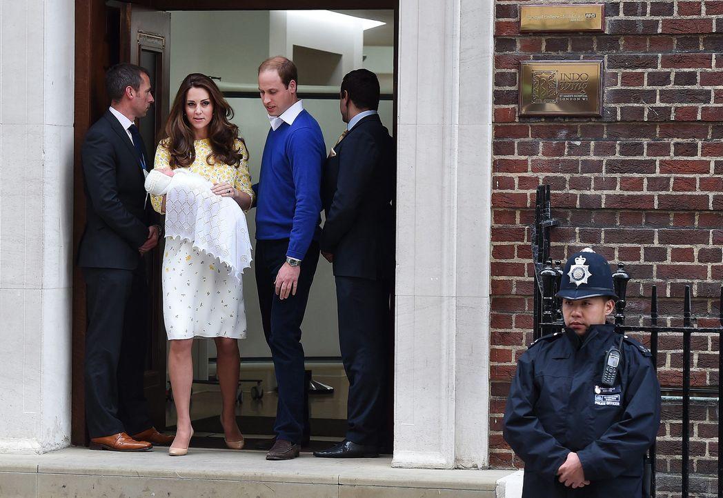 Royal-Baby-2-Prinzessin-01-dpa - Bildquelle: dpa
