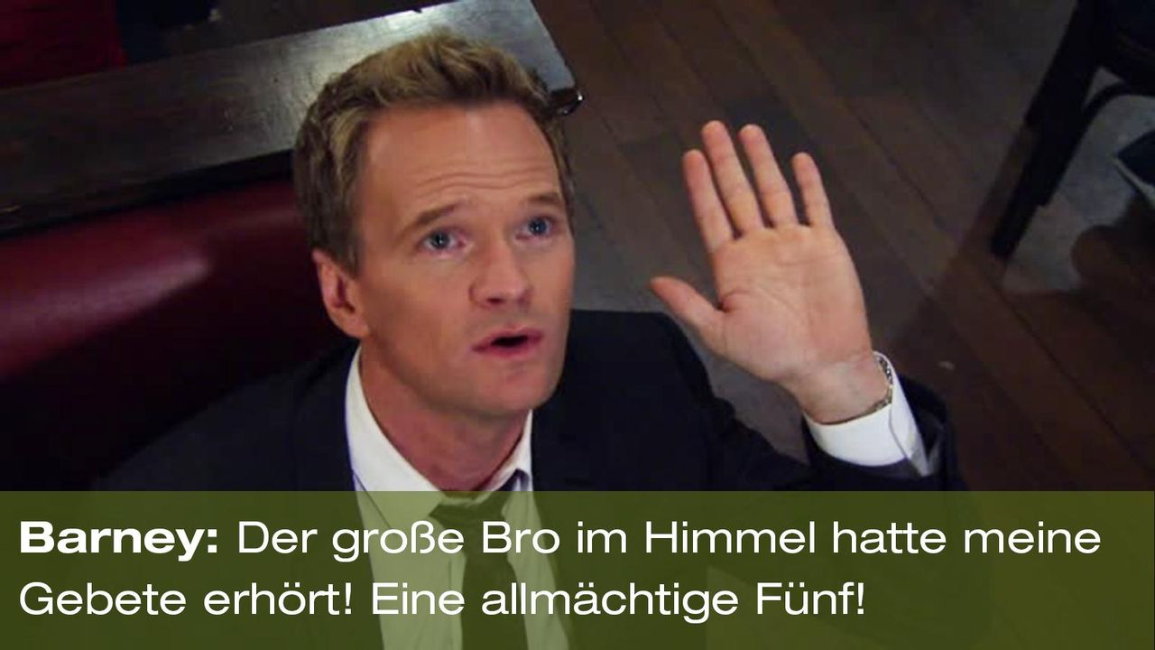 how-i-met-your-mother-zitat-quote-staffel-8-episode-3-nannies-super-nanny-4-barney-foxpng 1600 x 900 - Bildquelle: 20th Century Fox