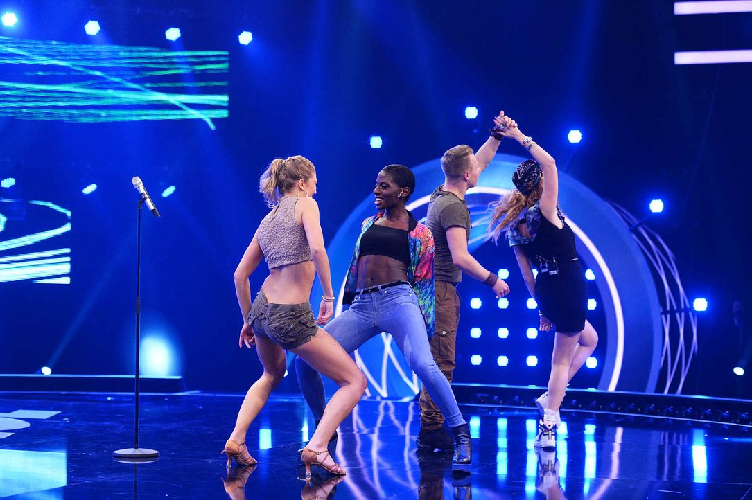 Got-To-Dance-Kim-Alex-23-SAT1-ProSieben-Willi-Weber - Bildquelle: SAT.1/ProSieben/Willi Weber