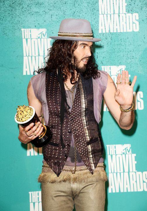 mtv-movie-awards-russell-brand-12-06-03-getty-afpjpg 1387 x 1990 - Bildquelle: getty-AFP