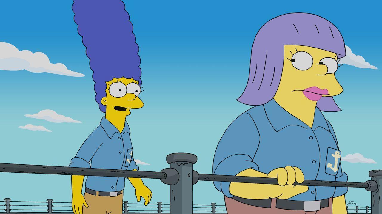 Marge (l.); Sarah (r.) - Bildquelle: 2021 by 20th Television.