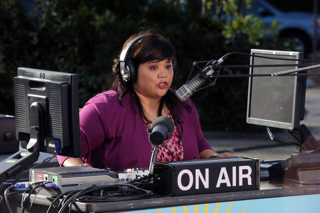 Auch Patrice (Ellen D. Williams) findet ihr Glück als Ratgeberin in ihrer neuen Radio-Show ... - Bildquelle: 2014 Twentieth Century Fox Film Corporation. All rights reserved.