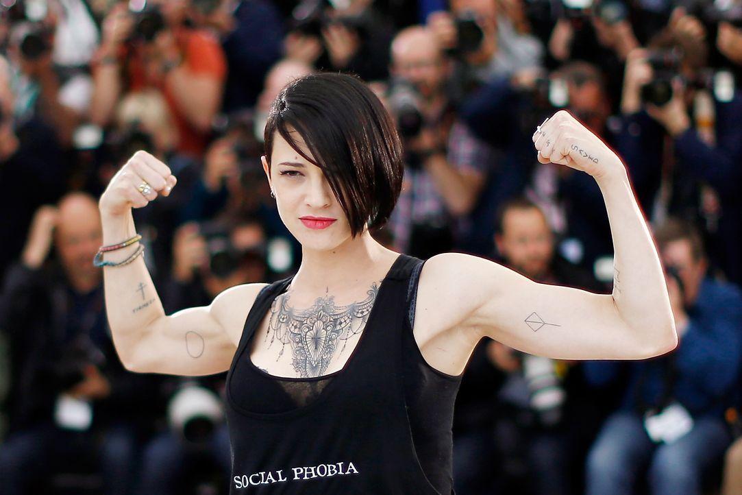 Cannes-Filmfestival-Asia-Argento-140522-AFP - Bildquelle: AFP