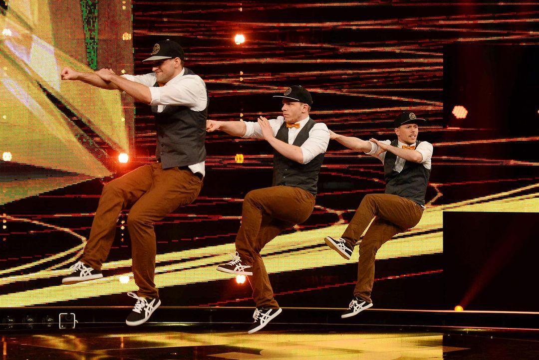 Got-To-Dance-Fothamockaz-03-SAT1-ProSieben-Willi-Weber - Bildquelle: SAT.1/ProSieben/Willi Weber
