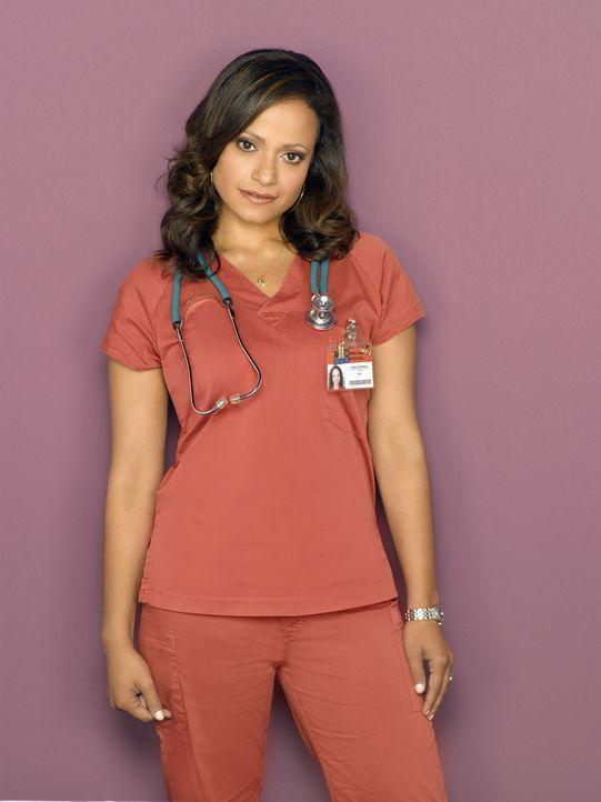 (8. Staffel) - Liebt ihren Job: Krankenschwester Carla Espinosa (Judy Reyes) ... - Bildquelle: Touchstone Television