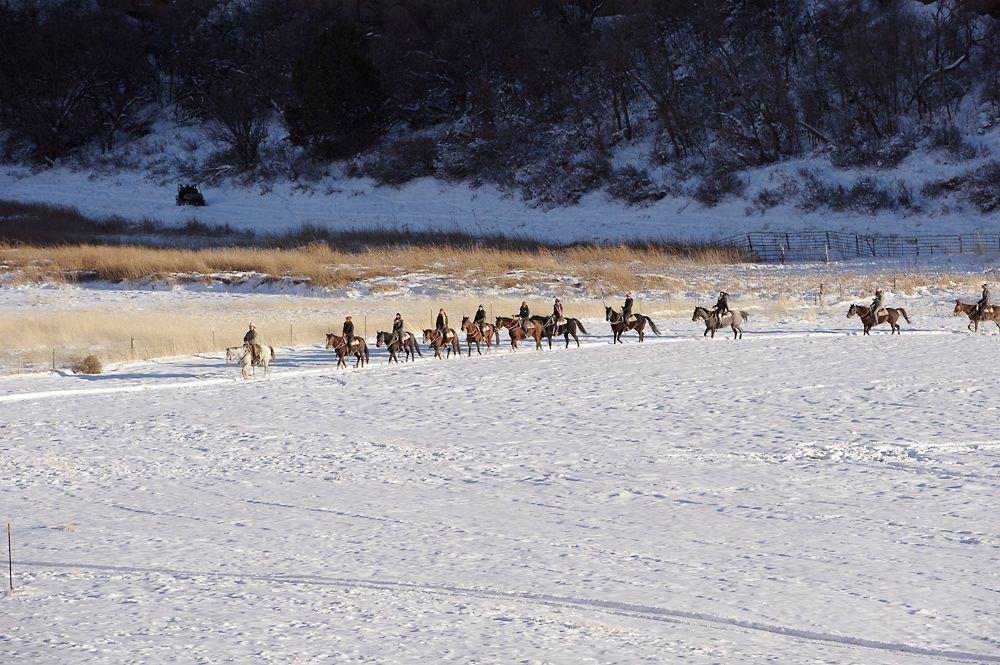 GNTM-Stf09-Epi08-Leben-auf-der-Ranch-30-ProSieben-Oliver-S - Bildquelle: ProSieben/Oliver S.