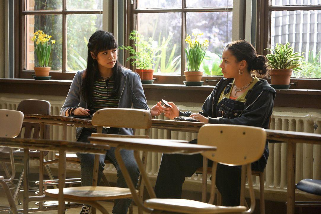 Erin Gruwell ist Lehrerin an einer Schule, die von Gewalt und rassistischen Spannungen bestimmt wird. Eines Tages startet sie ein Projekt, in dem di... - Bildquelle: Paramount Pictures