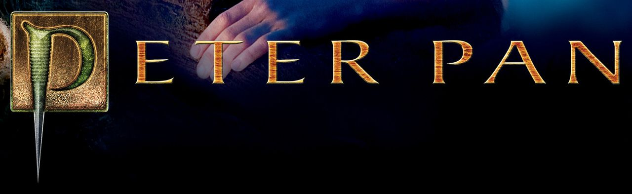 Peter Pan - Logo ... - Bildquelle: 2004 Sony Pictures Television International. All Rights Reserved.