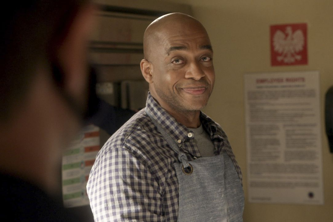 Anthony Hughes (Rick Worthy) - Bildquelle: 2021 American Broadcasting Companies, Inc. All rights reserved.