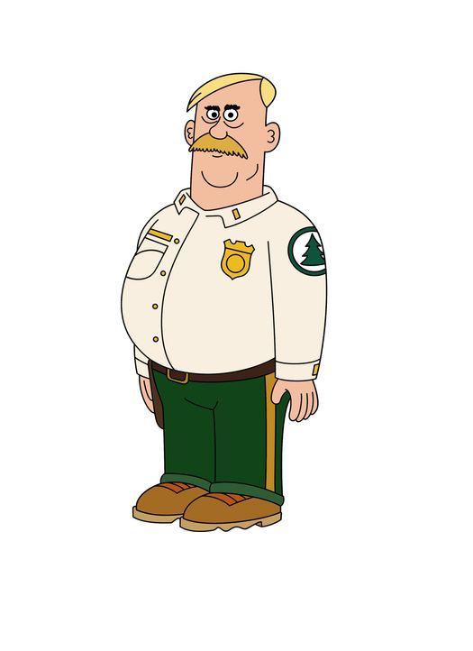 (3. Staffel) - Woody ist der Chef des Brickleberry Nationalparks. Mit seinen Angestellten hat er es jedoch nicht immer leicht ... - Bildquelle: 2014 Twentieth Century Fox Film Corporation and Comedy Partners. All rights reserved.