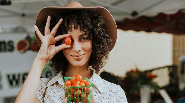 Wusstest du, dass Tomaten unsere Haut vor UV-Bestrahlung schützen?