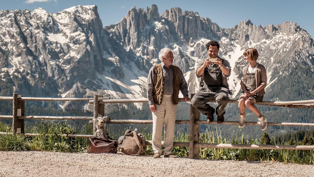 Honig-im-Kopf-21-2014-barefoot-films-SevenPictures-Film-Warner-Bros - Bildquelle: 2014 barefoot films GmbH, SevenPictures Film GmbH, Warner Bros. Entertainment GmbH