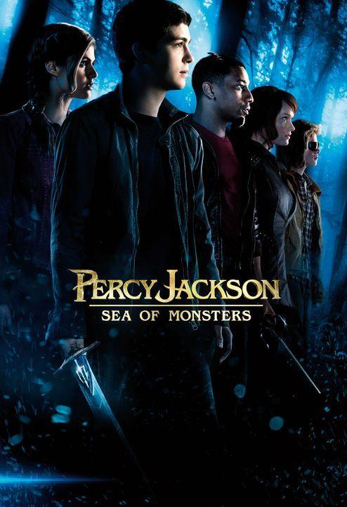 PERCY JACKSON IM BANN DES ZYKLOPEN - Plakatmotiv - Bildquelle: 2013 Twentieth Century Fox Film Corporation.  All rights reserved.