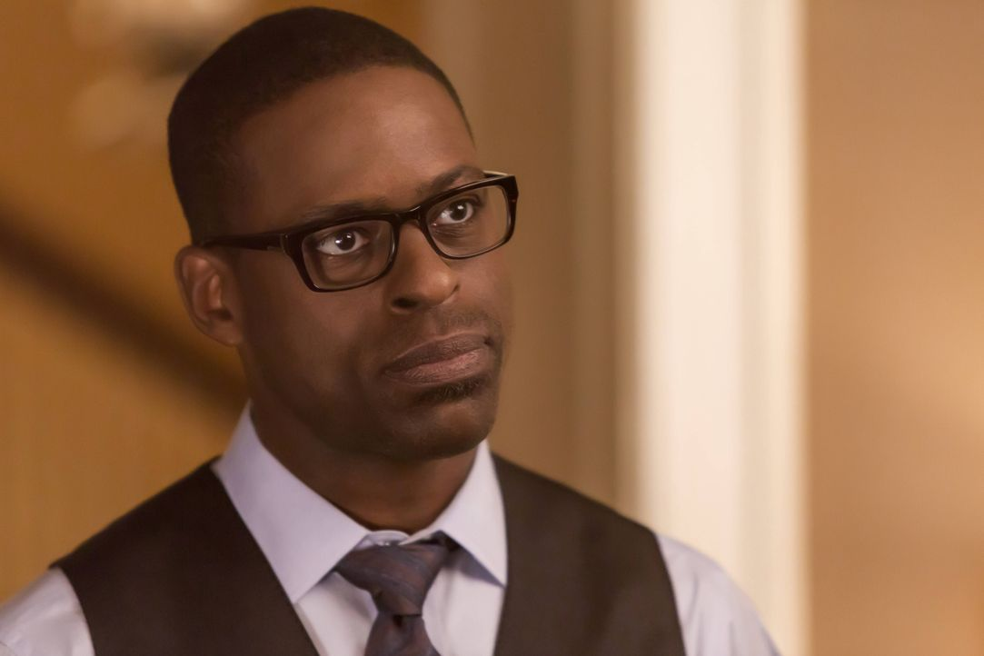Nutzt seinen 36. Geburtstag dazu, um seinen Vater zu treffen, der ihn als Neugeborener weggegeben hatte: Randall (Sterling K. Brown) ... - Bildquelle: Ron Batzdorff 2016-2017 Twentieth Century Fox Film Corporation.  All rights reserved.   2017 NBCUniversal Media, LLC.  All rights reserved.