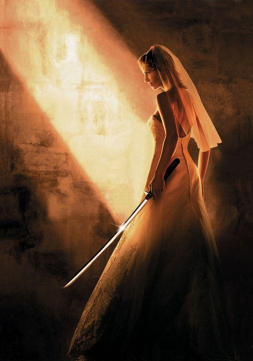 Die Rache der Braut ist noch nicht vollendet. Drei Namen stehen noch auf der Liste von Beatrix Kiddo (Uma Thurman) ... - Bildquelle: Miramax Films. All rights reserved