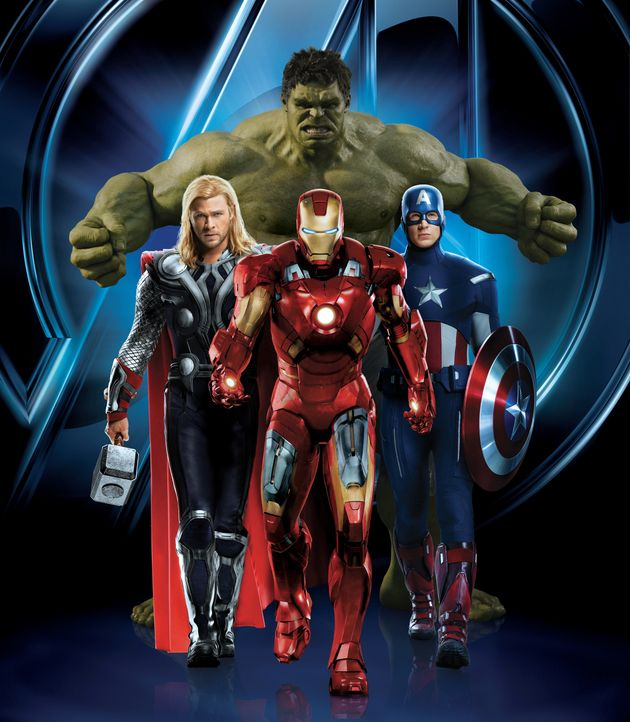 Marvel's The Avengers - Artwork - Bildquelle: 2012 MARVEL