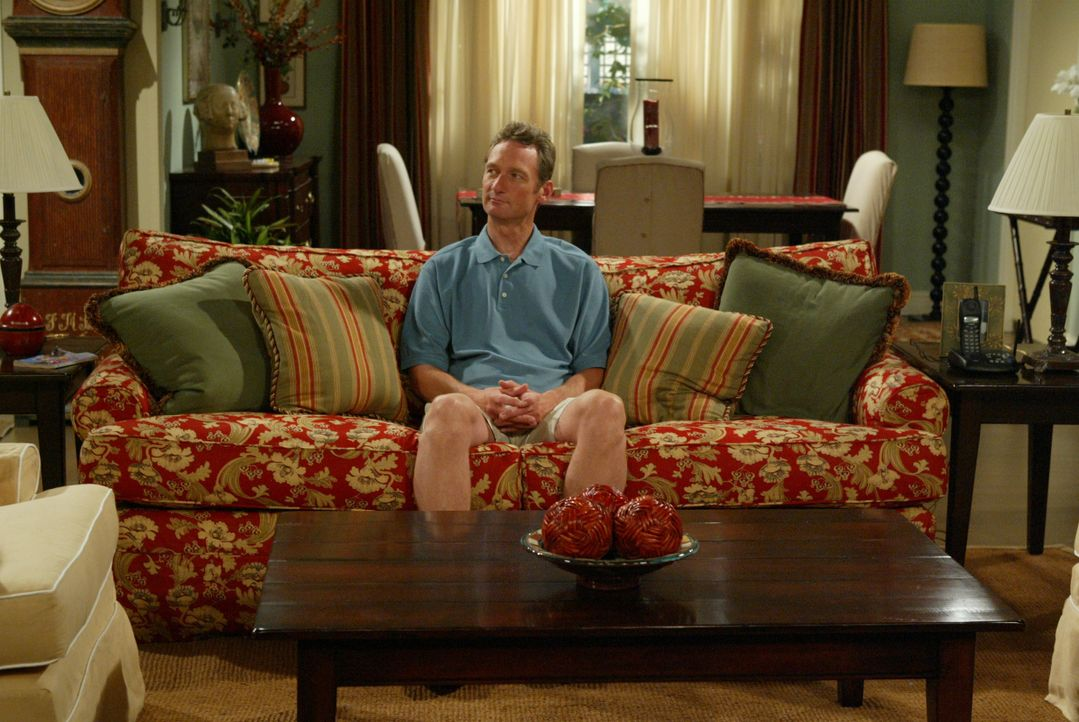 Dr. Greg Melnick (Ryan Stiles) - Bildquelle: Warner Brothers Entertainment Inc.
