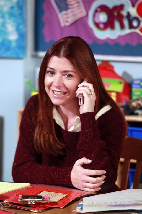 Freut sich auf ihr Baby: Lily (Alyson Hannigan) ... - Bildquelle: 20th Century Fox International Television