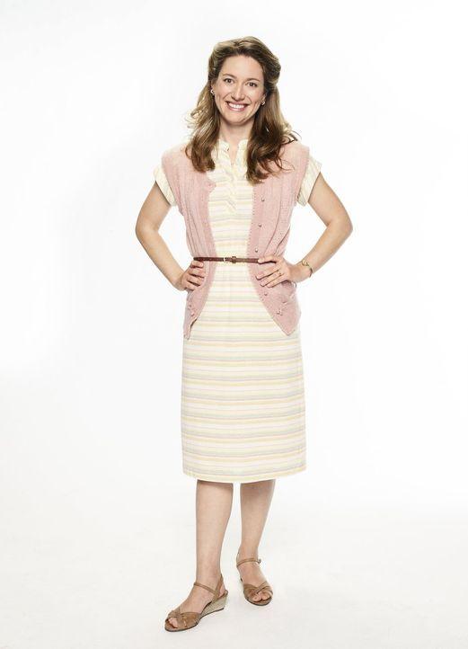(1. Staffel) - Mary (Zoe Perry) gibt ihr Bestes, um ihrem hochintelligenten Sohn Sheldon das Leben so einfach wie möglich zu machen. Doch das gestal... - Bildquelle: Warner Bros.