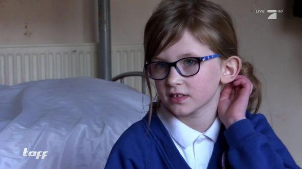 taff - Video - Gendefekt: Sie verspürt keine Schmerzen ...