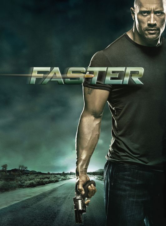 Faster - Artwok - Bildquelle: 2010 CBS FILMS, INC.  All rights reserved.