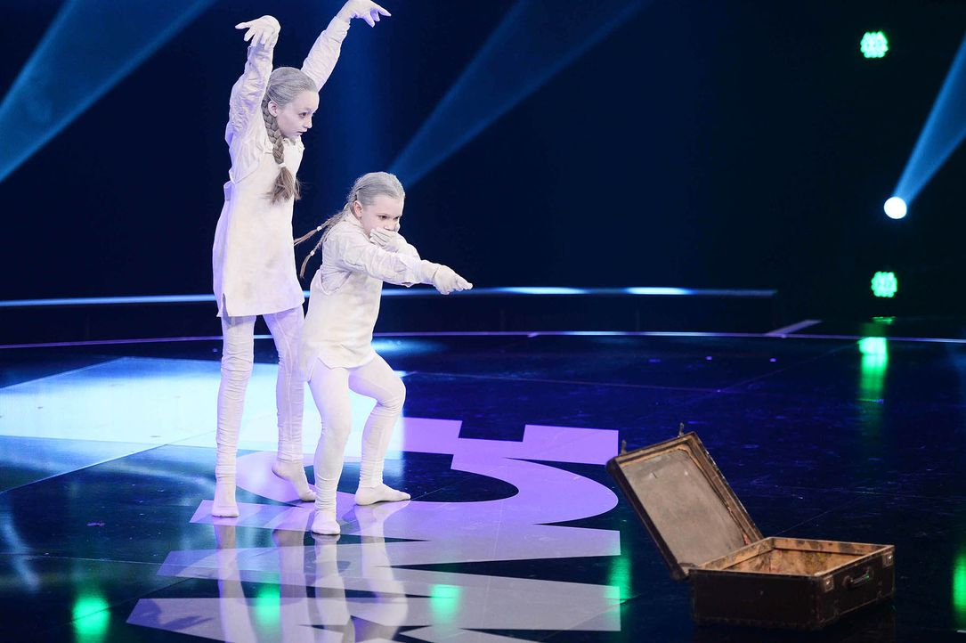 Got-To-Dance-Zoe-Desteney-01-SAT1-ProSieben-Willi-Weber - Bildquelle: SAT.1/ProSieben/Willi Weber