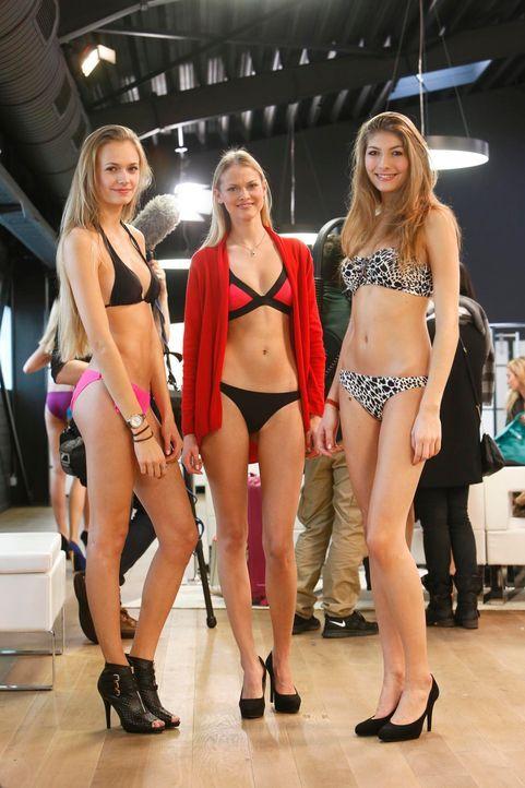 GNTM-Stf10-Epi03-Bikiniwalk-Muc-01-ProSieben-Richard-Huebner-TEASER - Bildquelle: ProSieben/Richard Hübner