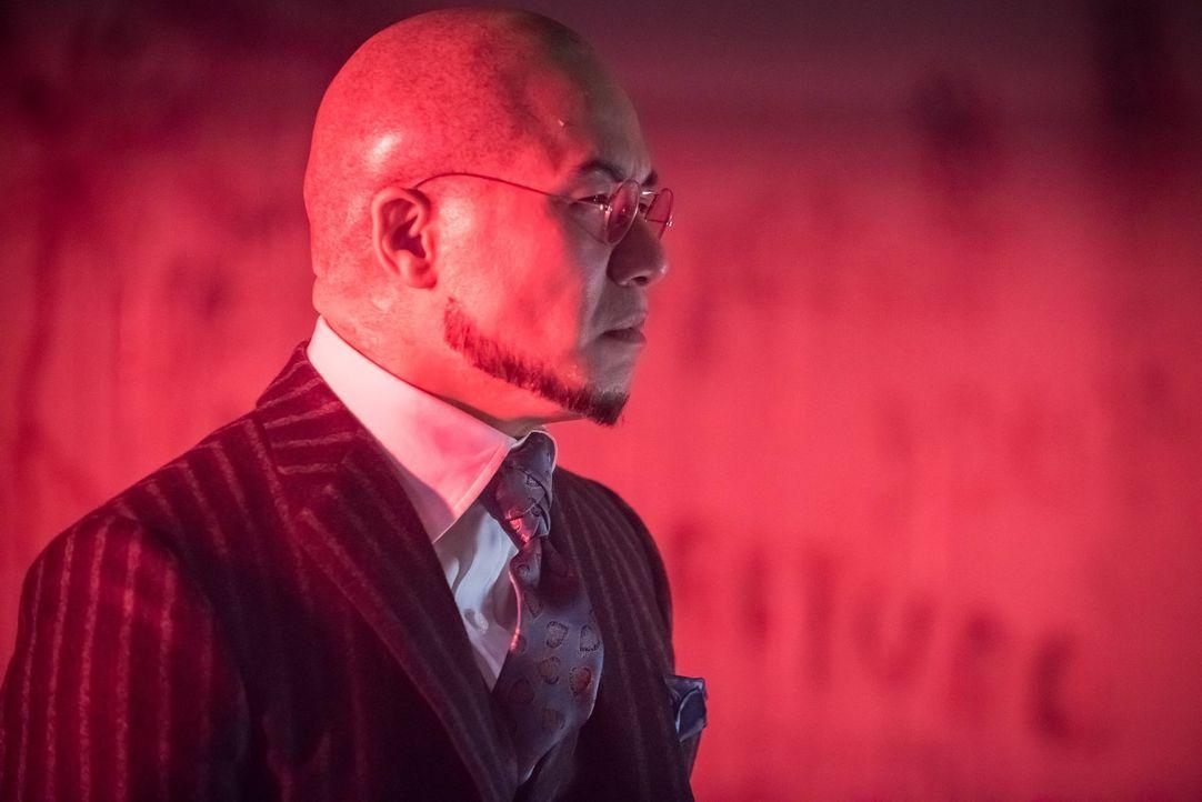 Führt nichts Gutes Im Schilde: Dr. Strange (B.D. Wong) ... - Bildquelle: Warner Brothers