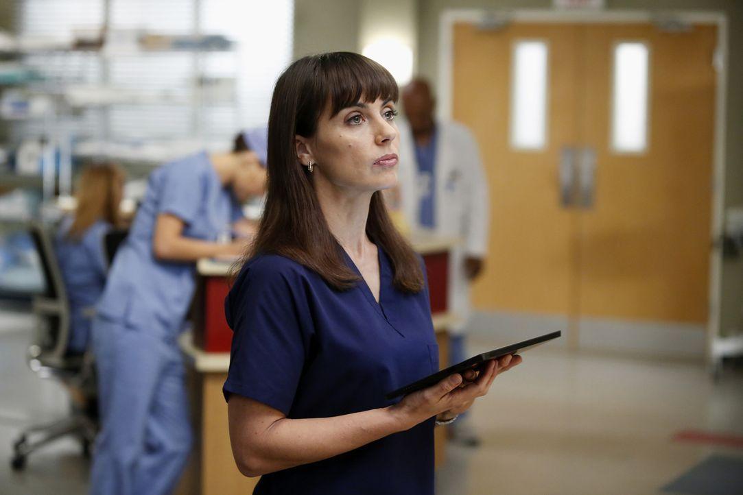 Sorgt im Seattle Grace für Aufregung: Dr. Cahill (Constance Zimmer) ... - Bildquelle: ABC Studios