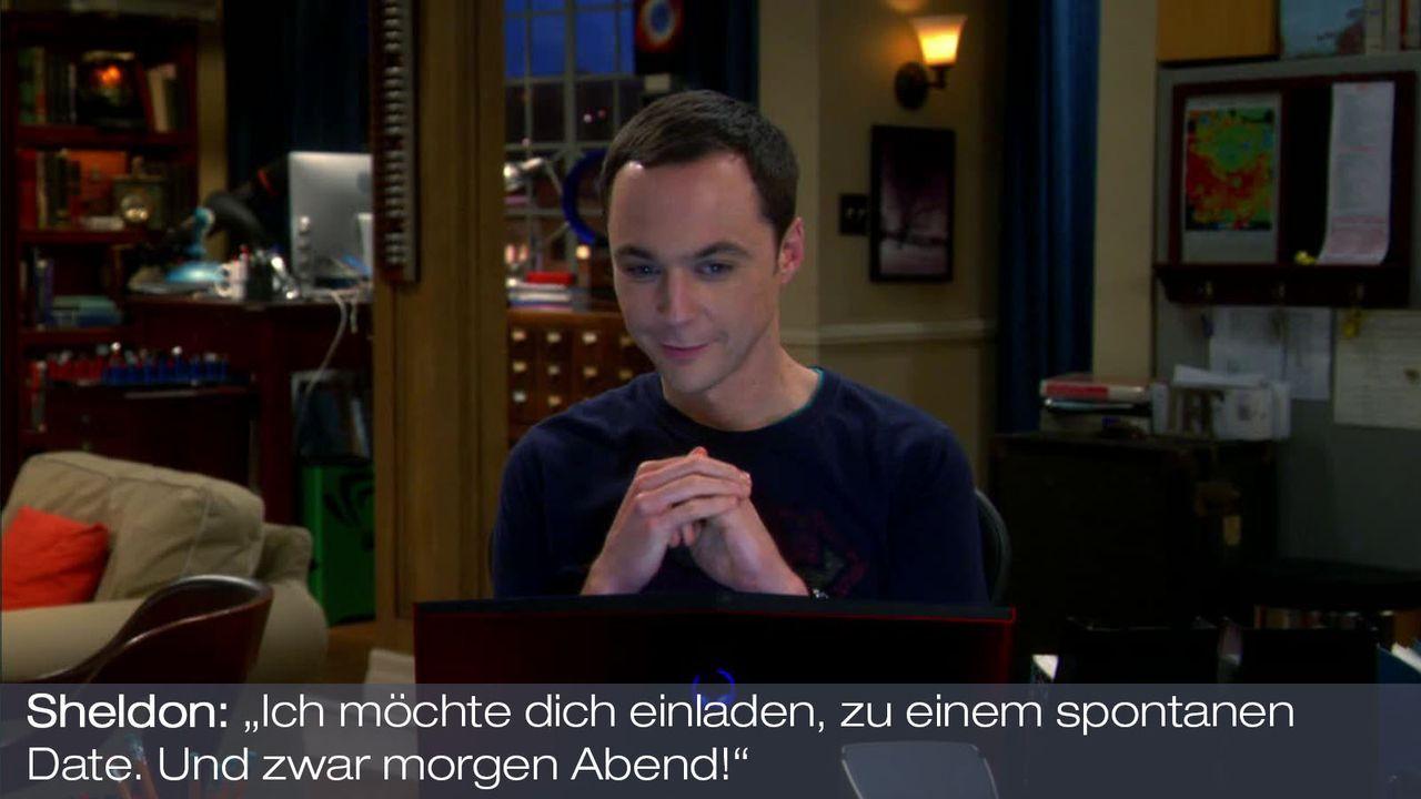 Staffel 7 Folge 4 - Zitat 10 - Bildquelle: Warner Bros. Television