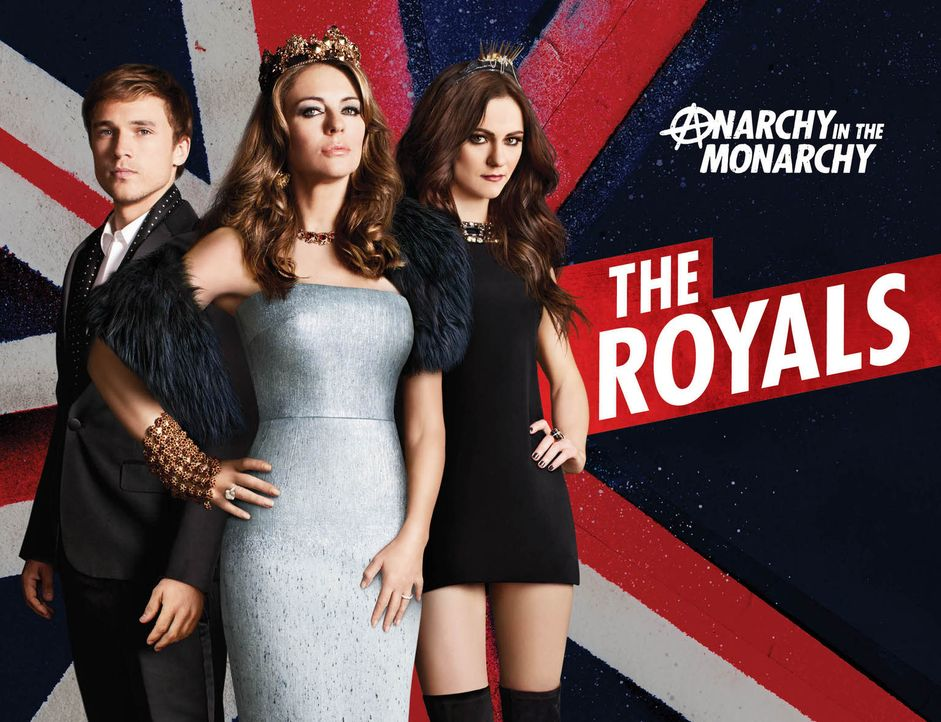 The Royals - Die Bilder zur neuen ProSieben Serie10 - Bildquelle: 2014 E! Entertainment Media LLC/Lions Gate Television Inc.