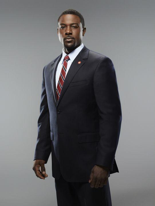 (1. Staffel) - Bei seiner Suche nach der Wahrheit gerät Secret Service-Agent Marcus Finley (Lance Gross) in eine Welt von Macht und Korruption und m... - Bildquelle: 2013-2014 NBC Universal Media, LLC. All rights reserved.