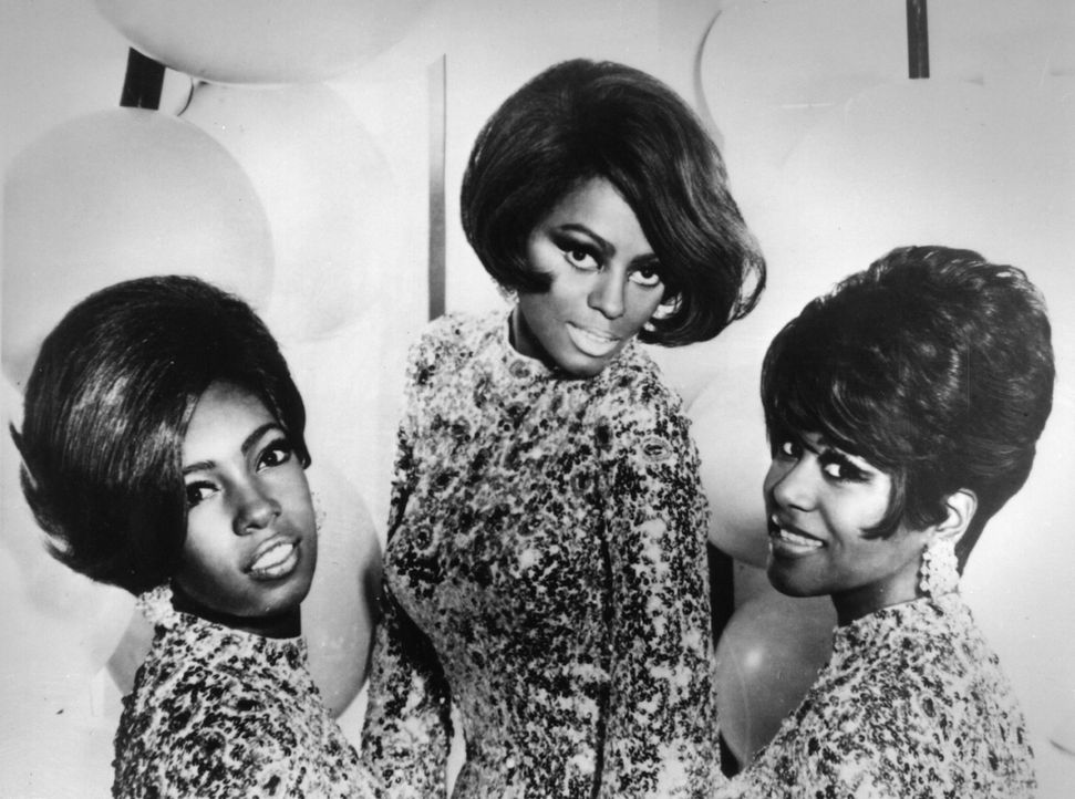 The Supremes - (v.l.n.r.) Mary Wilson; Diana Ross; Cindy Birdsong - Bildquelle: Keystone Viacom Studios UK / Keystone