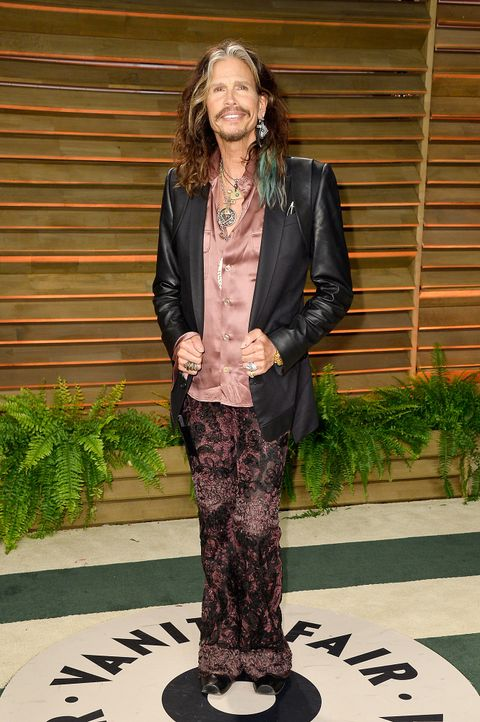 Oscars-Vanity-Fair-Party-Steven-Tyler-140302-getty-AFP - Bildquelle: getty-AFP