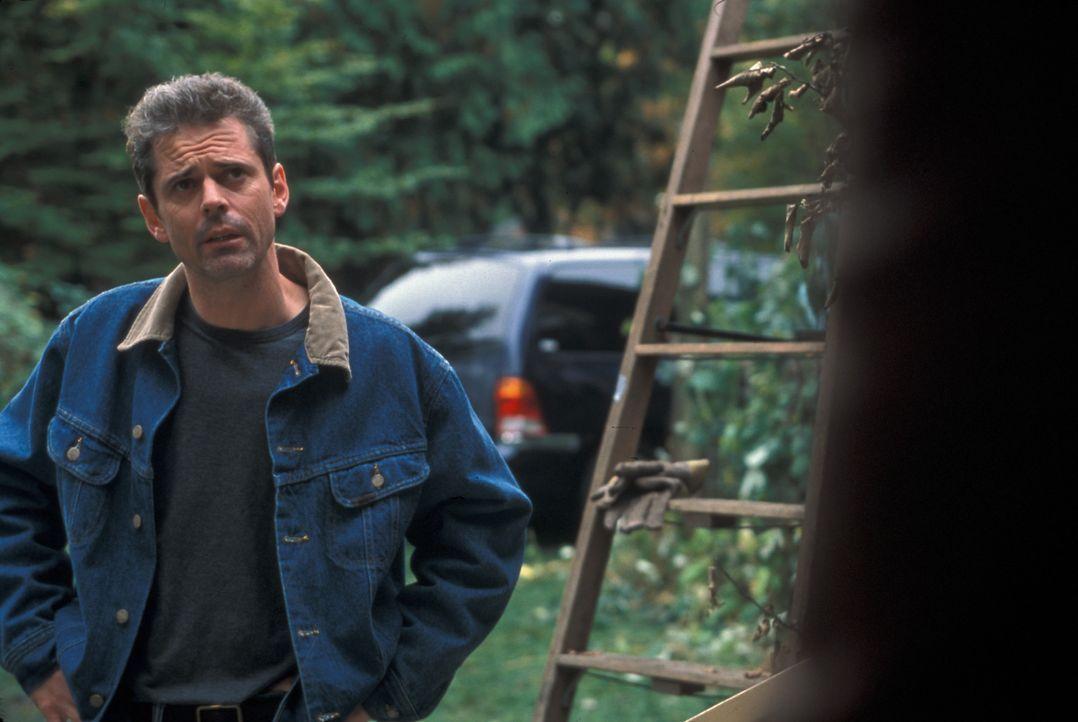 Erst spät kommt Sheriff Harris (C. Thomas Howell) hinter das Geheimnis der Killerbienen ... - Bildquelle: Regent Entertainment
