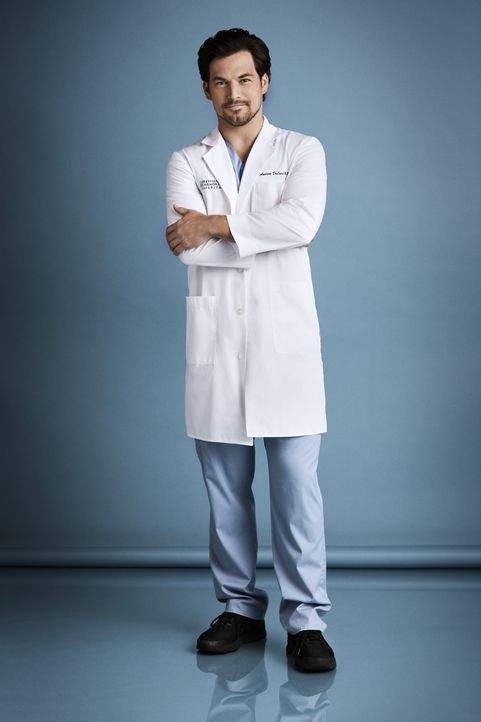 (17. Staffel) - Dr. Andrew DeLuca (Giacomo Gianniotti) - Bildquelle: Mike Rosenthal 2020 American Broadcasting Companies, Inc. All rights reserved. / Mike Rosenthal