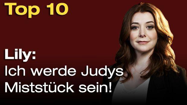 Lily-Sprüche-Top10