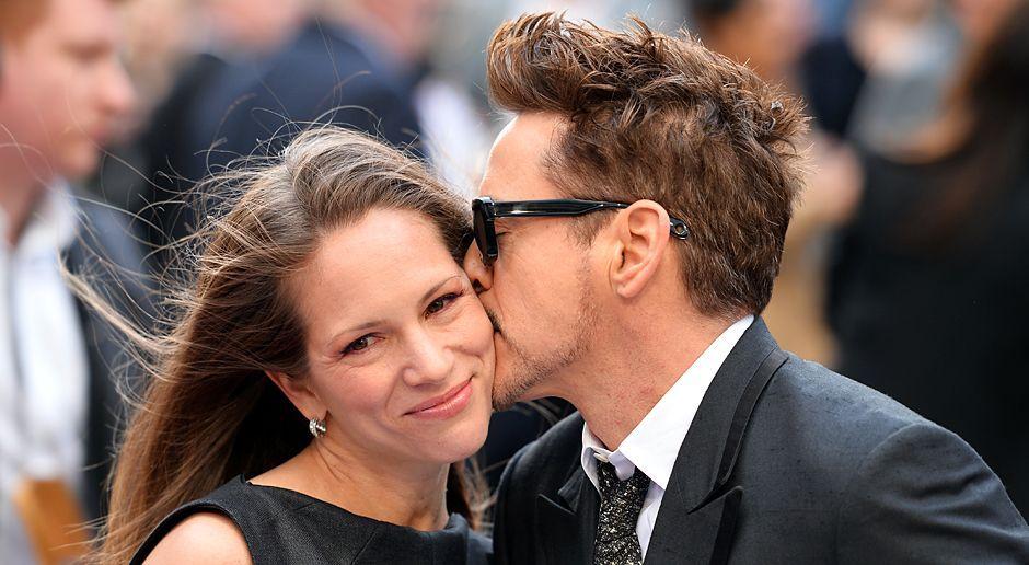 Robert-Downey-Jr-Susan-130418-AFP - Bildquelle: AFP