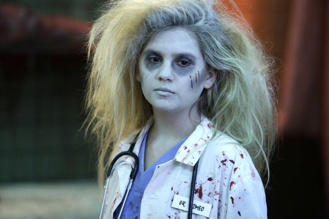 Wird Halloween für sie ein Erfolg? Dylan (Kyla Kenedy) ... - Bildquelle: 2016-2017 American Broadcasting Companies. All rights reserved.