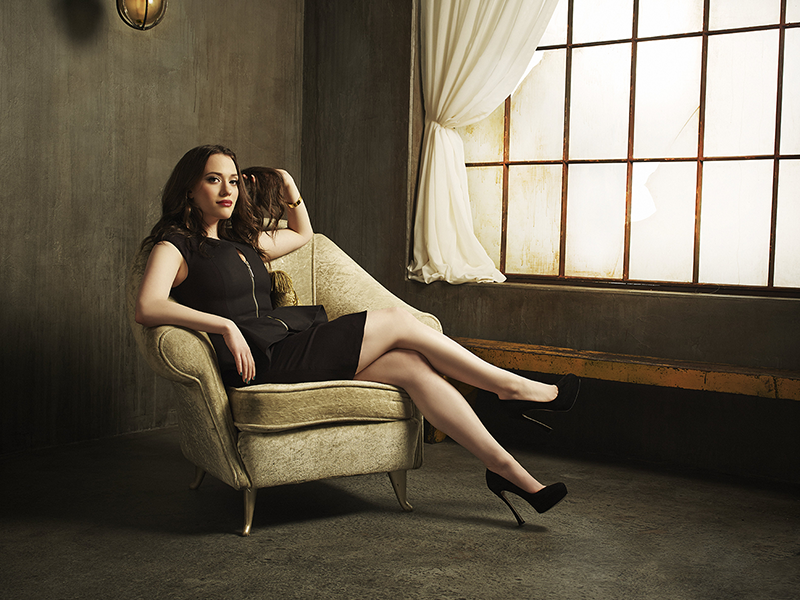 2BrokeGirls_Promo-Bilder_Staffel3_KatDennings_02_Warner