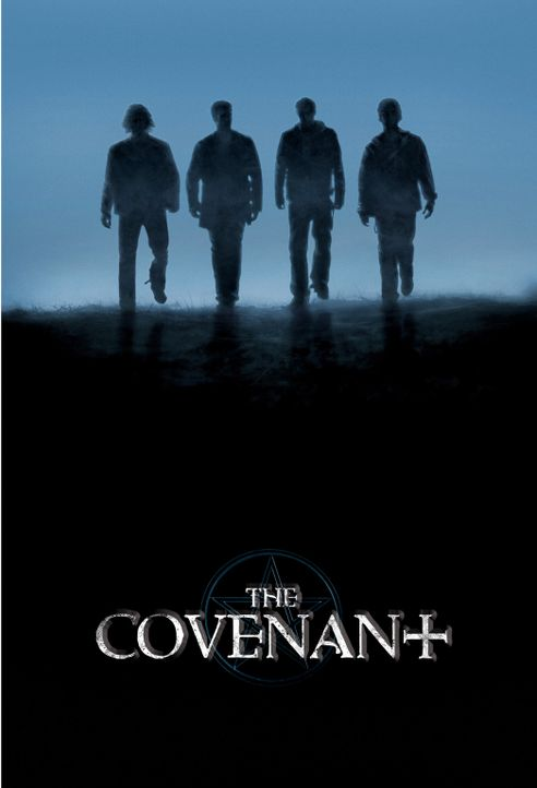 DER PAKT - THE COVENANT - Plakatmotiv - Bildquelle: Sony Pictures Television International. All Rights Reserved.