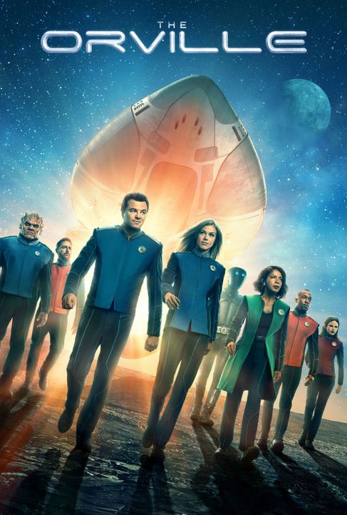 (2. Staffel) - The Orville - Artwork - Bildquelle: Andrew Eccles 2019 Twentieth Century Fox Film Corporation.  All rights reserved.