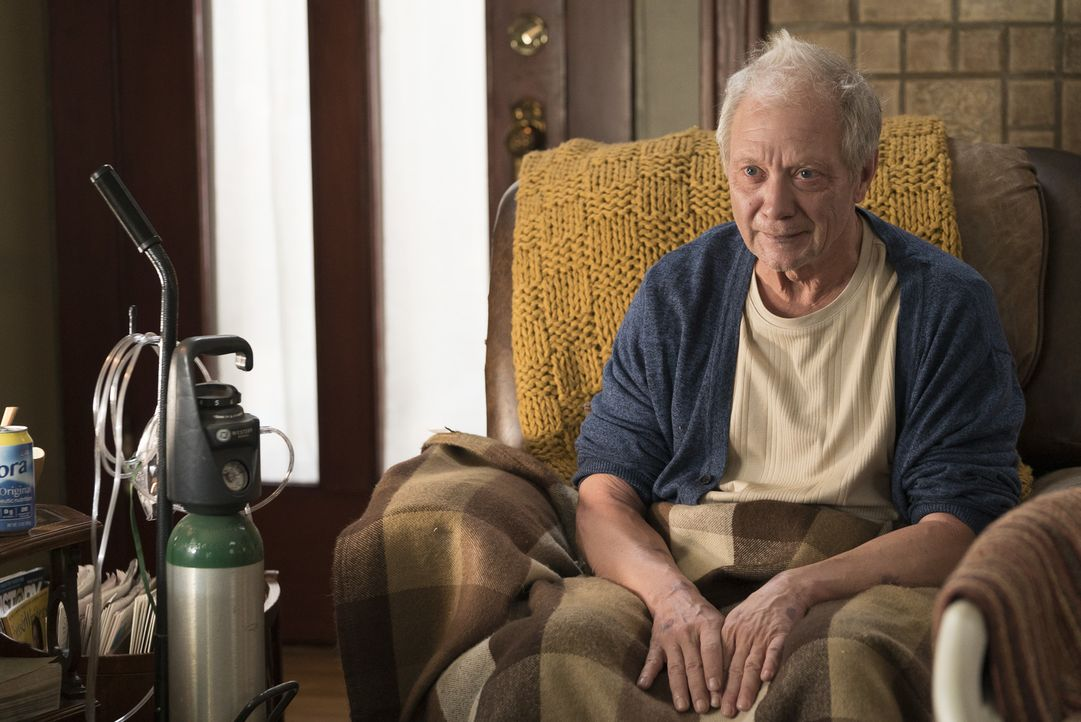 Thatcher Grey (Jeff Perry) - Bildquelle: Eric McCandless ABC Studios