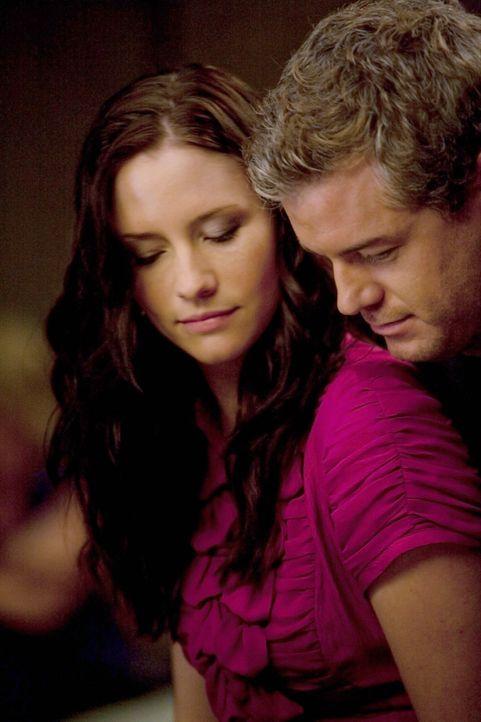 Grey's Anatomy – Mark und Lexie – 08: Lexie (Chyler Leigh), Mark (Eric Dane) - Bildquelle: ABC Studios
