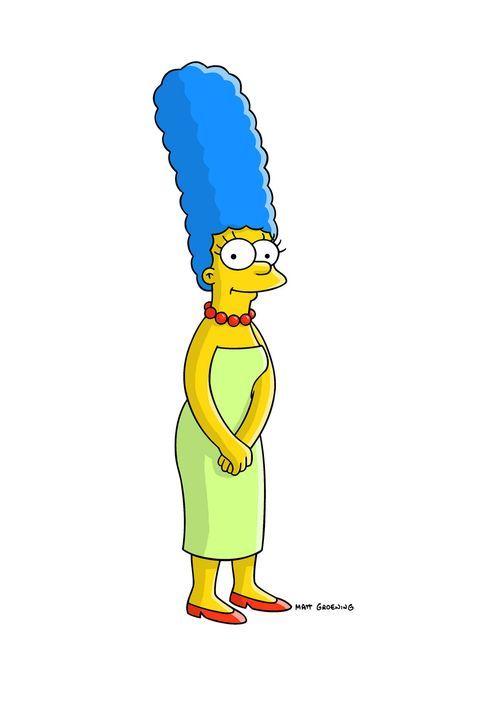 (18. Staffel) - Immer um Anstand und Sitte in der chaotischen Familie bemüht: Mutter Marge ... - Bildquelle: und TM Twentieth Century Fox Film Corporation - Alle Rechte vorbehalten