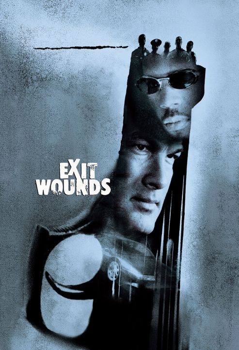"""EXIT WOUNDS"" - Artwork - Bildquelle: Warner Bros. Pictures"