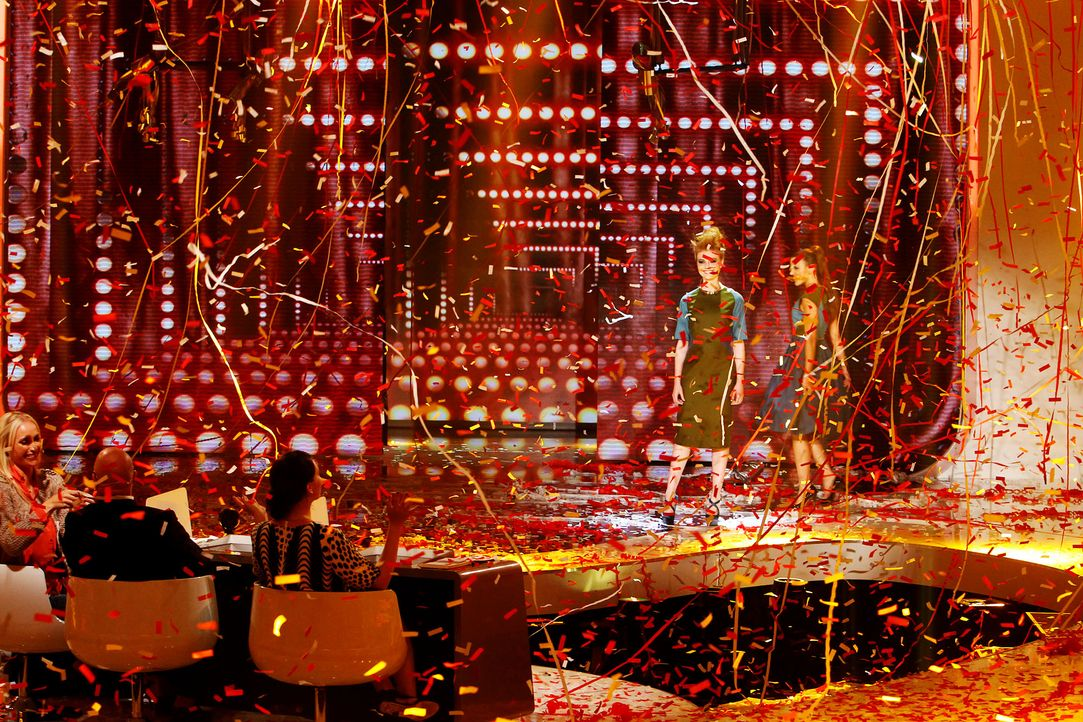 Fashion-Hero-Epi02-Show-086-ProSieben-Richard-Huebner - Bildquelle: ProSieben / Richard Huebner