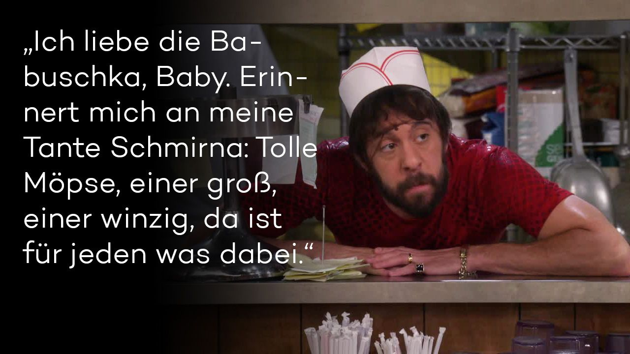 "Zitate aus ""2 Broke Girls"" Staffel 5 - Bild 3 - Bildquelle: Warner Brothers"