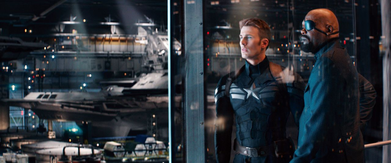 The-Return-of-the-First-Avenger-02-Marvel - Bildquelle: Marvel