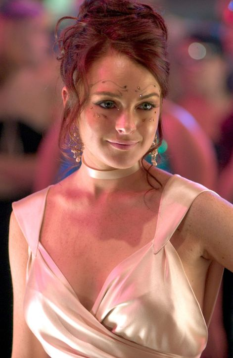 Der Anfang vom Ende ihres Glücks: Seit ihrem Maskenball wird Ashley Albright (Lindsay Lohan) vom Pech verfolgt ... - Bildquelle: Epsilon Motion Pictures GmbH